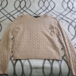 EUC 100% lamb wool sweater